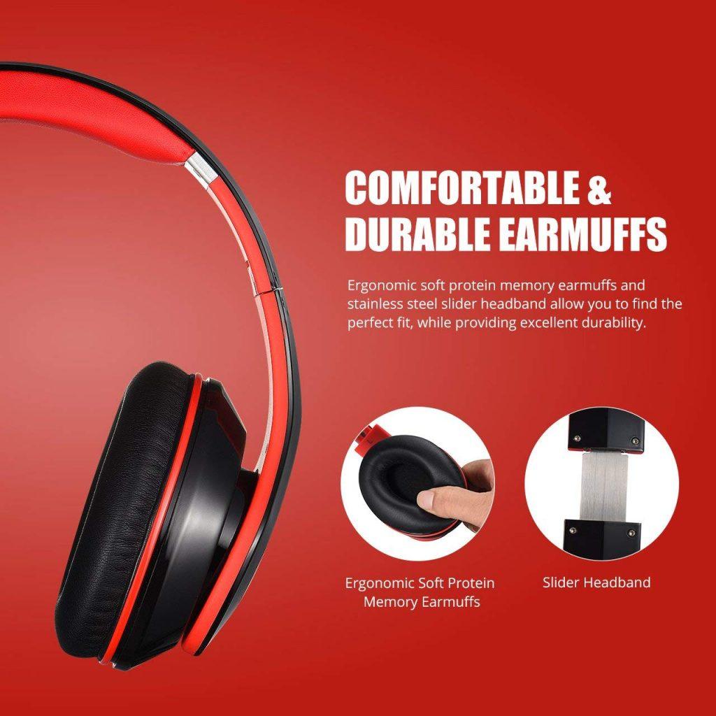 Un casque Bluetooth qui vous offrira un grand confort