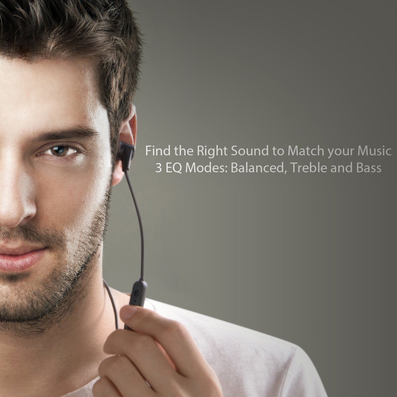 Les écouteurs intra-auriculaires EP-B40 Aukey