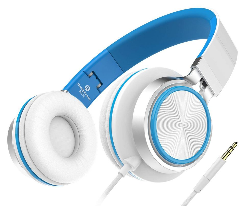 Le casque Sound Intone MS200