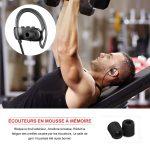Notre avis sur les écouteurs Bluetooth sport Yobola