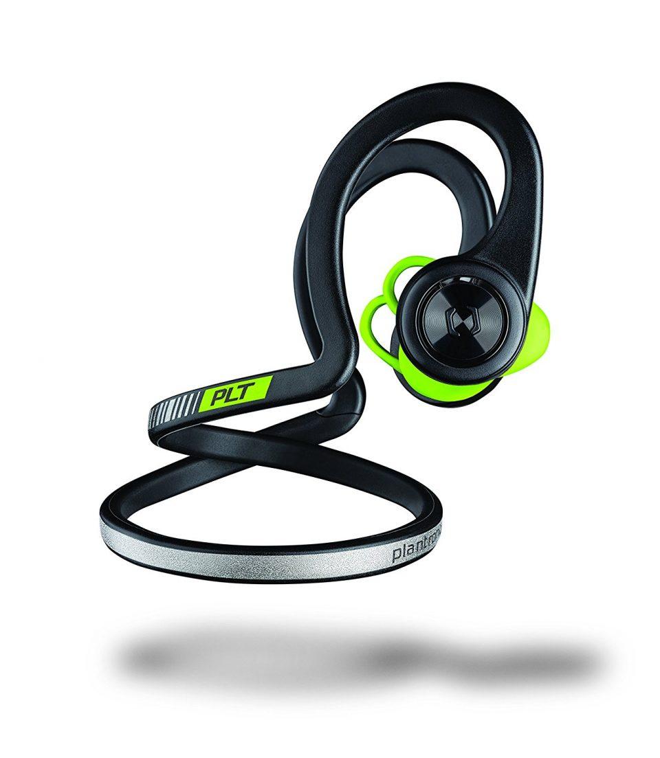 Les écouteurs intra-auriculaires Plactronics Backbeat 2