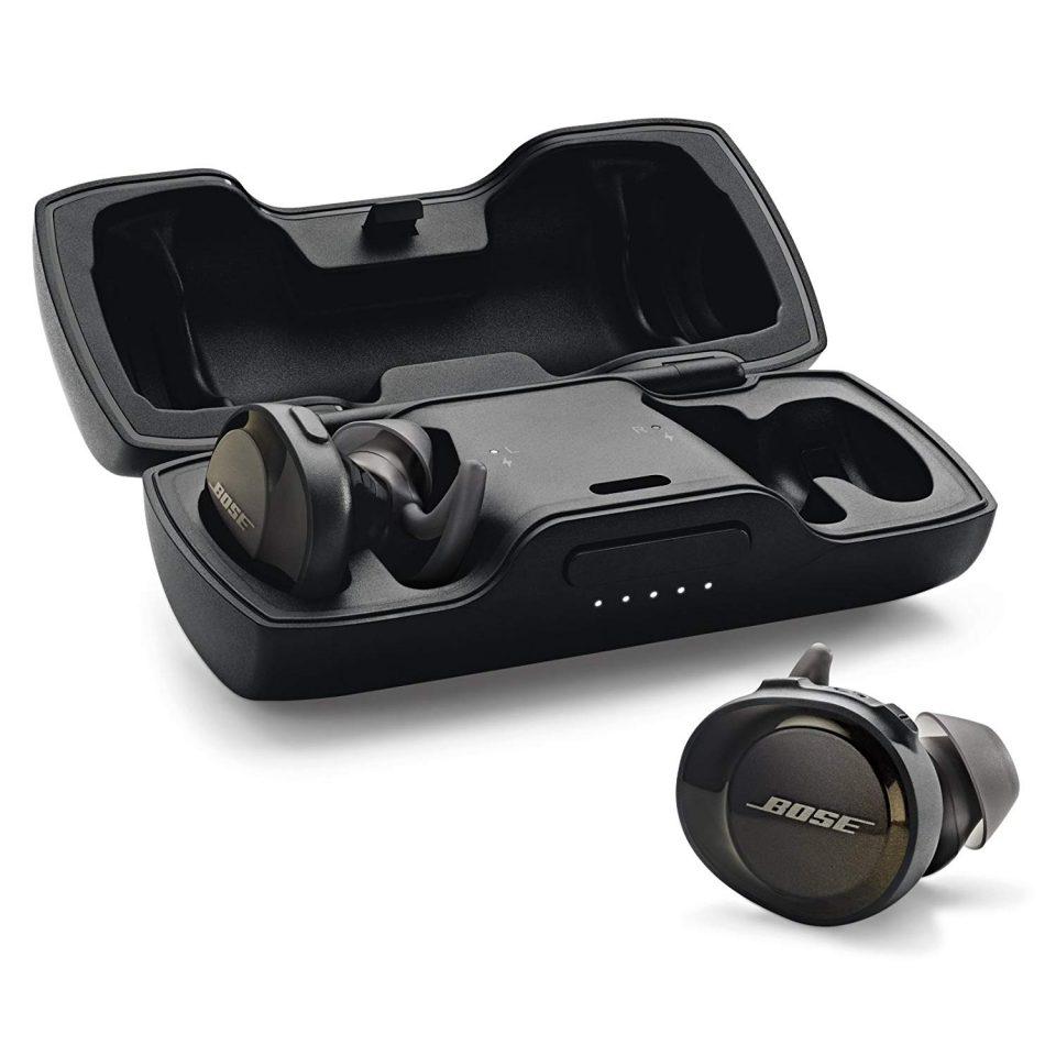 Les écouteurs intra-auriculaires Bose Soundsport Free