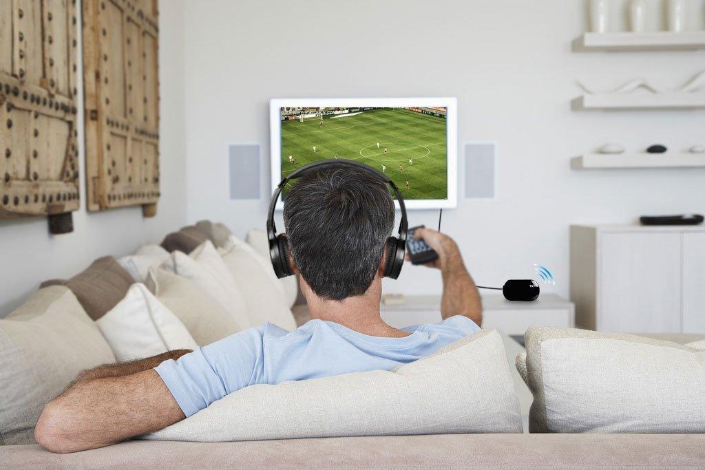 Vous pouvez également l'utiliser pour regarder le sport