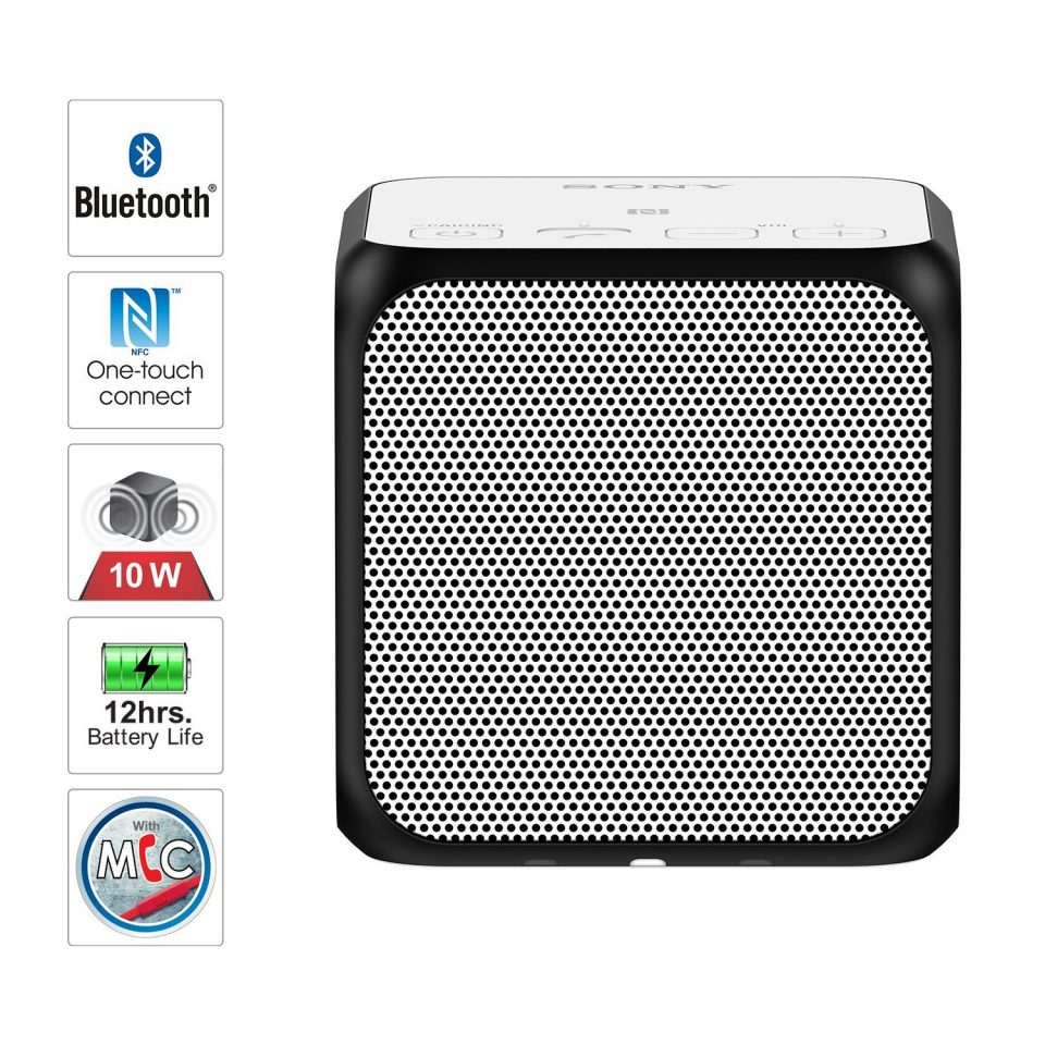 La mini enceinte Bluetooth Sony SRS-X11W