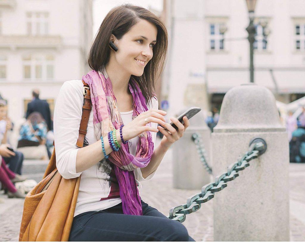 Une oreillette Bluetooth pratique et parfaitement optimisée