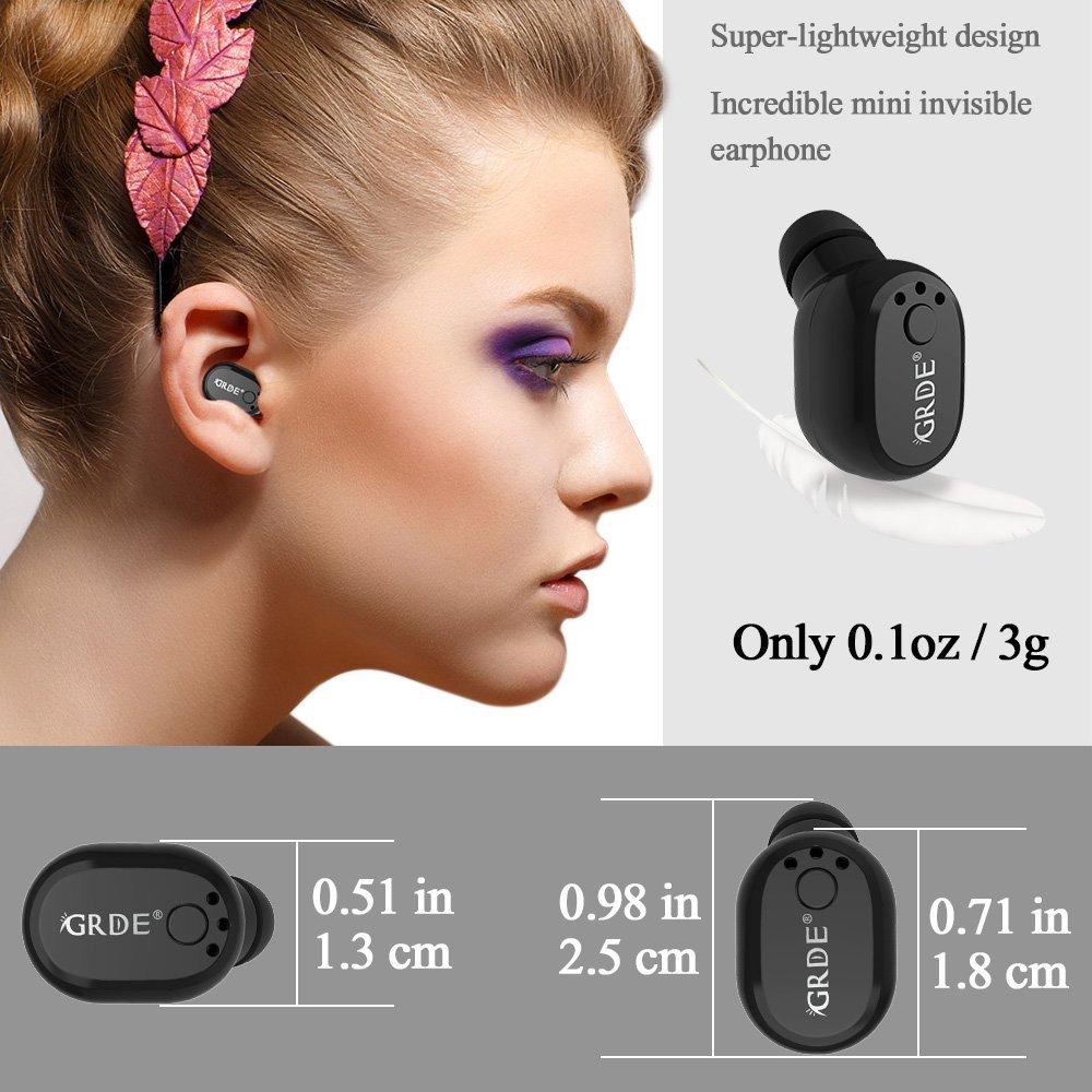 GRDE Kit main libre Oreillette Bluetooth: test et avis de la