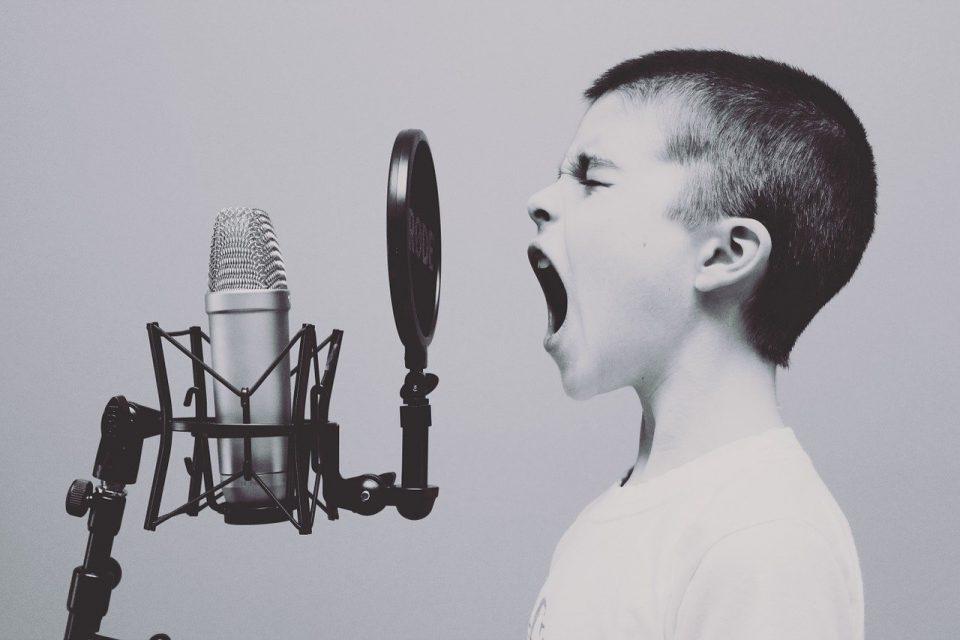 microphone studio isolation